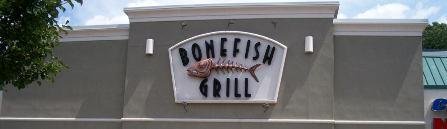 Bonefish grill willow grove for Bone fish grill locations