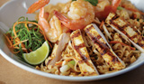 Shrimp & Chicken Pad Thai