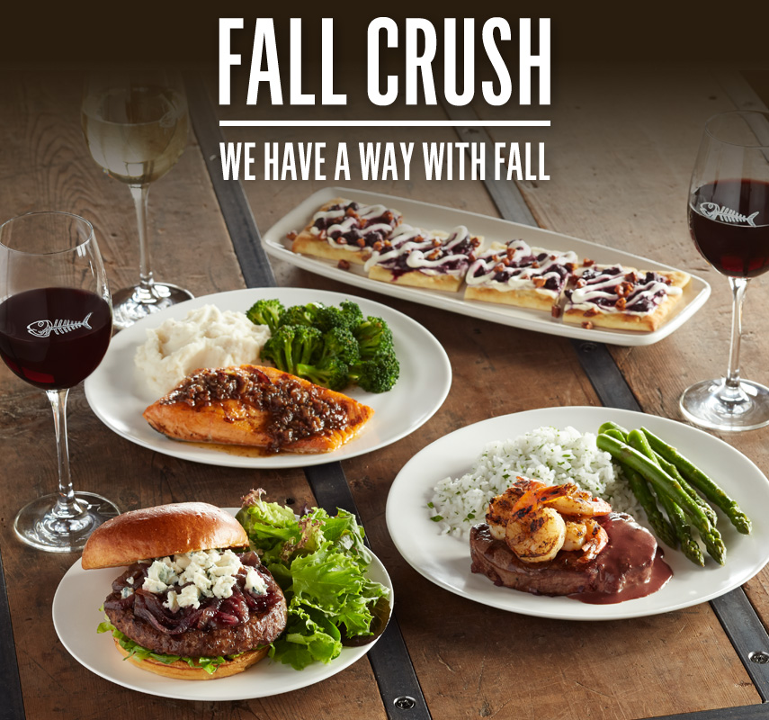 FALL CRUSH: We have a way with FALL.