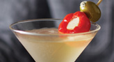 Ultimate Infused Dirty Martini