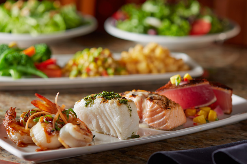 Bonefish Grill's founders are passionate about fresh seafood and creating a truly unique dining experience. With unparalleled dishes to reel you in and awaken your palate, small plates and hand-crafted cocktails, they're serving up something incredible every day.