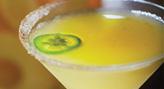 Ocean Trust Tropic Heat Martini