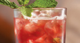 Black Cherry Guava Mojito