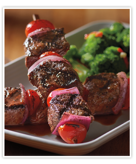 Our Grilled Tuscan Skewers