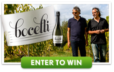 Bocelli Concert Experience Sweepstakes