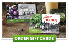 Holiday Bonus Cards