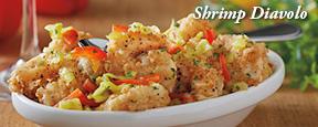 Shrimp Diavolo