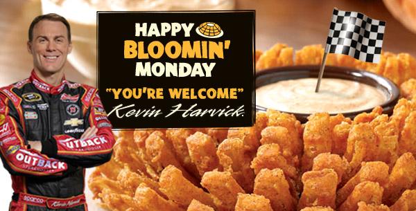 Happy Bloomin' Monday!