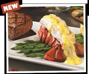Outback Special Sirloin® & Lobster Oscar