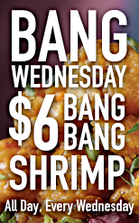 Bang Wednesday - WA