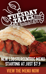 Tuesday Tales of Lobster