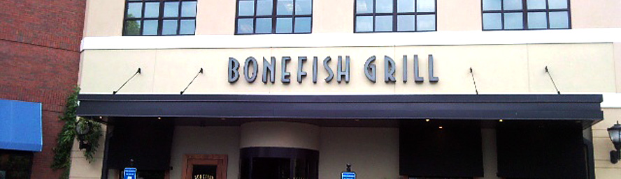 Bonefish Grill was founded on perfecting every detail for you, because we believe that a great meal is more than just food on a plate. It is the entire experience from start to finish, from our seasonal fresh fish, to our hand-crafted cocktails, to our personalized, memorable service/5().