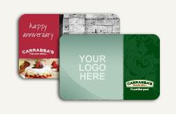 Bulk Order Restaurant Gift Cards