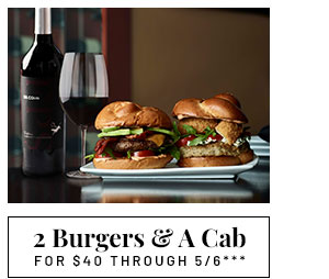 2 Burgers & a Cab - Learn more