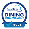 ServSafe dining commitment